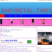 BABYMETAL TIMES